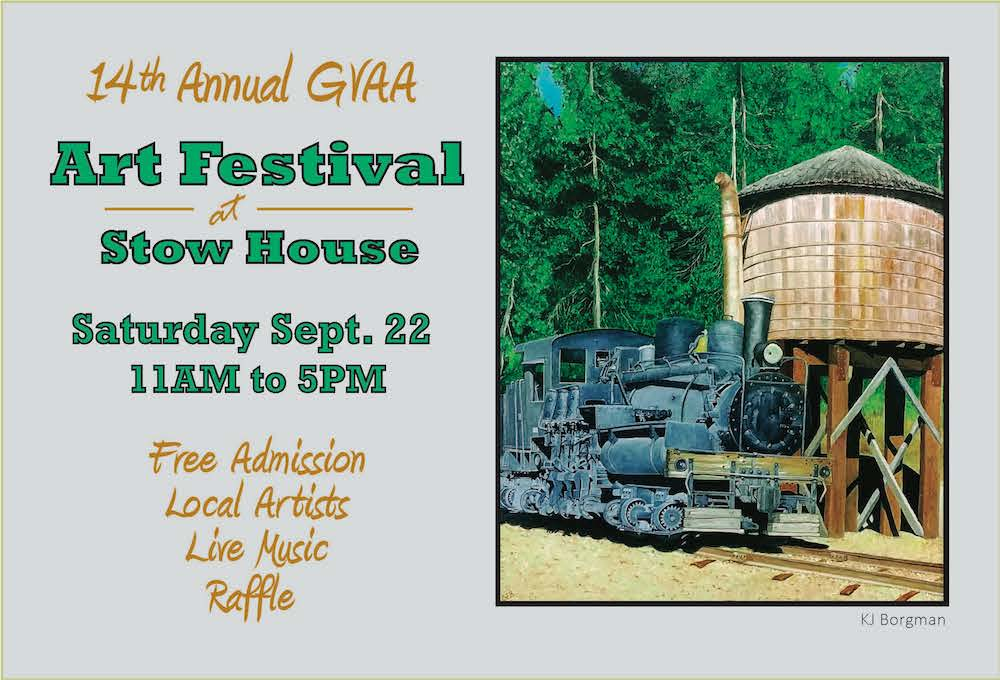 14th Annual Art Festival - Free Admission