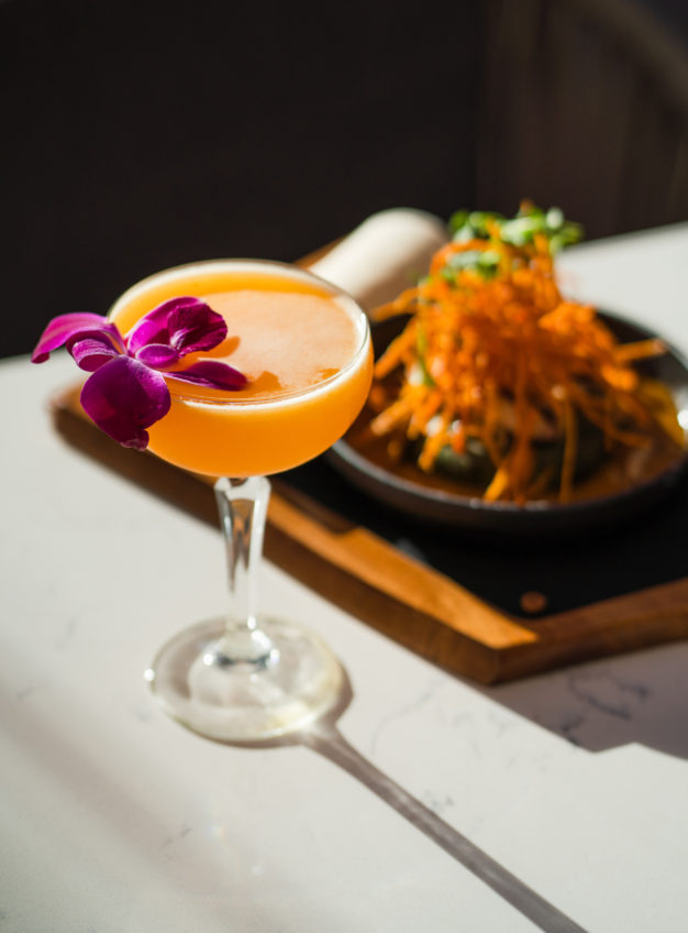Food and craft cocktails in Goleta
